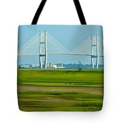 Welcome To Brunswick Tote Bag