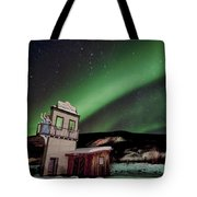 Welcome To Dawson City Tote Bag