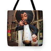 Welcome To El Mercado Tote Bag