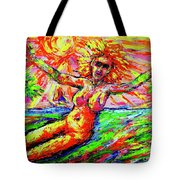 Welcome  To Florida /wtf/ Tote Bag