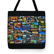 Welcome To Harrison Arkansas Tote Bag