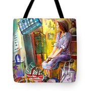 Welcome To Italy 05 Tote Bag