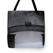 Welcome To Midtown Tote Bag
