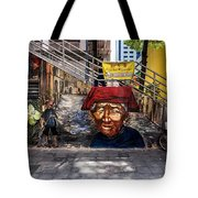 Welcome To Our World  Tote Bag