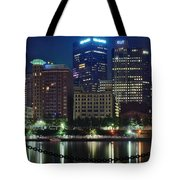 Welcome To Pittsburgh Tote Bag