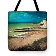 Welcome To Saltdean An Imaginary Postcard Tote Bag