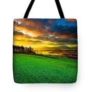 Welcome To Switzerland Tote Bag