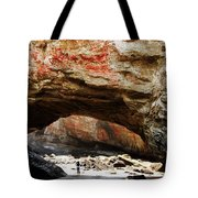 Welcome To The Grotto Tote Bag