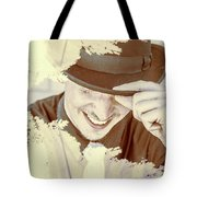 Welcome To The Show Tote Bag