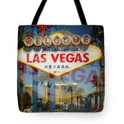 Welcome To Vegas Xiii Tote Bag