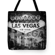Welcome To Vegas Xiv Tote Bag