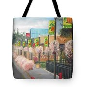 Welcome To Vernal Tote Bag