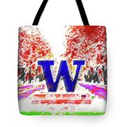 Welcome To Washington Tote Bag