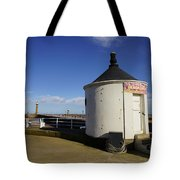 Welcome To Whitby Tote Bag
