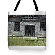 Welcome To Yesteryear Tote Bag