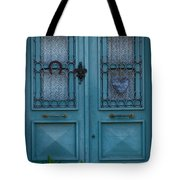 Welcoming And Beautiful Entrance Tote Bag