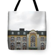 Welcoming Lovely Wind Tote Bag