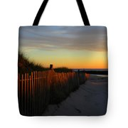 Welcoming The Day Tote Bag