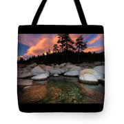 Welcoming Waters Tote Bag
