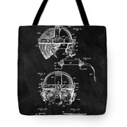 Welding Goggles Patent Tote Bag