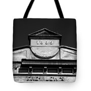 Well Built  Tote Bag