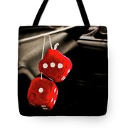 Well Equipped Street Rod Tote Bag