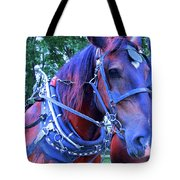Well Geared In The Head Tote Bag