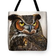 Well...  Tote Bag by Pat Erickson