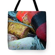 Well Used Tote Bag