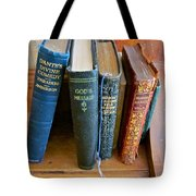 Well Worn ... Well Read ... Well ... Tote Bag