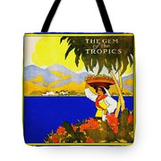 Wellcome To Jamaica Tote Bag