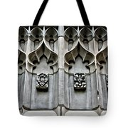 Wellesley College Tower Court Detail Tote Bag
