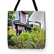 Wellesley College Wang Campus Center Tote Bag