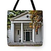 Wellesley College Zeta Alpha Tote Bag