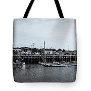 Wellfleet Harbor Tote Bag