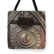 Wells Cathedral Astronomical Clock Tote Bag