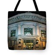 Wells Fargo Bank Building In San Francisco, California Tote Bag