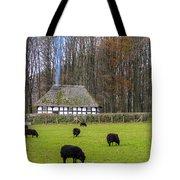 Welsh Farmhouse Tote Bag
