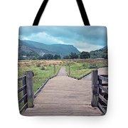 Welsh Landscape Tote Bag
