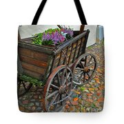Weltladen Cart Tote Bag