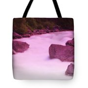 Wenatchee River  Tote Bag