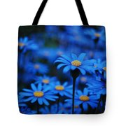 We're All Blue Tote Bag