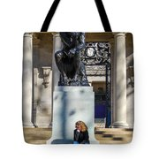We're Thinking Together Tote Bag