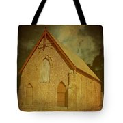 Wesley Church, Greenough, Western Australia Tote Bag