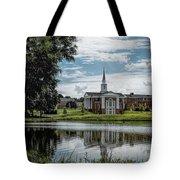 Wesleyan Chapel Tote Bag