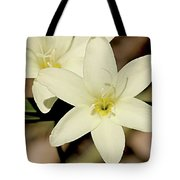 West Australian Wildflowers - Orchid 2 Tote Bag