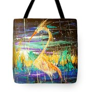 West Beach I Tote Bag