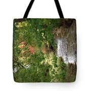 West Branch Of The Rifle River Tote Bag