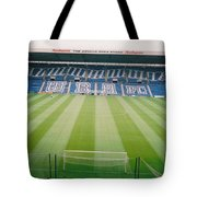 West Bromwich Albion - The Hawthorns - Brummie Road End 2 - August 2003 Tote Bag