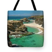 West Coast Portugal Tote Bag